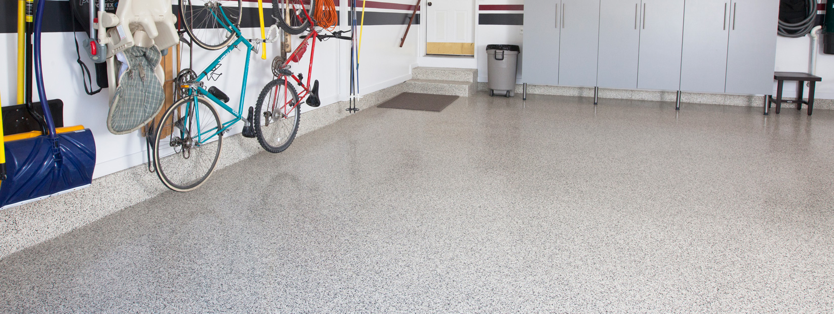Garage Epoxy Floors San Diego